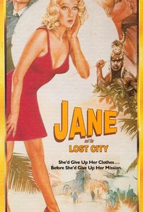 Jane and the Lost City