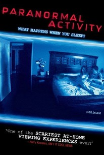 Image result for Paranormal Activity (2009)