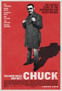Chuck movie poster