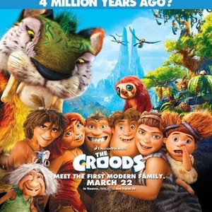 the croods 2013 rotten tomatoes