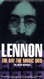 Lennon:The Day The Music Died - The Death Reports