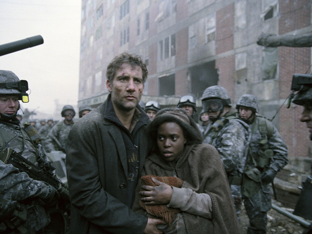 Children of Men (2006) - Rotten Tomatoes