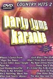 Party Tyme Karaoke - Country Hits 2