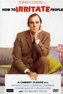 John Cleese on How to Irritate People