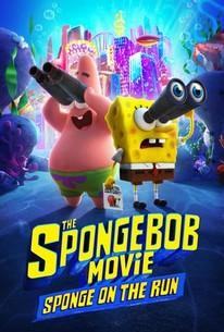 The SpongeBob Movie: Sponge on the Run (2021) movie poster
