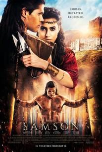 Samson (2018) - Rotten Tomatoes