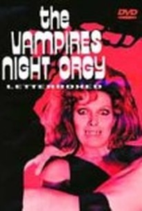La Orgía nocturna de los vampiros (Orgy of the Vampires)(Grave Desires)(Vampire Night Orgy)