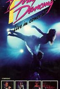 Dirty Dancing Live In Concert 1988 Rotten Tomatoes