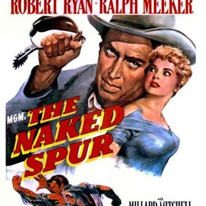Naked Spur DVD - The Jimmy Stewart Museum