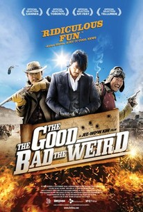 The Good, the Bad, the Weird (Joheun-nom, Nabbeun-nom, Isanghan-nom)