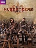 The Musketeers: Season 2