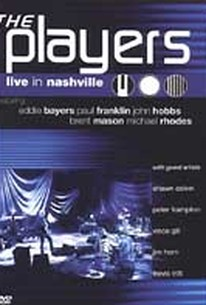 Players, The - Live in Nashville