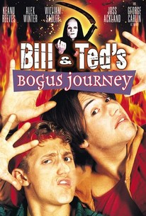 Image result for bill and ted bogus journey film