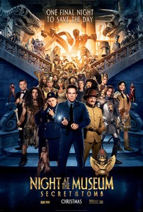 Night at the Museum: Secret of the Tomb (2014) - Rotten Tomatoes