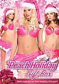 Peach Holiday Gift Box