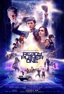Ready player one 2018 rotten tomatoes ready player one ccuart Choice Image