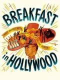 Breakfast in Hollywood