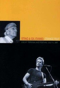 Sting and Gil Evans: Strange Fruit