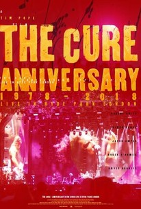 The Cure: Anniversary 1978-2018 Live in Hyde Park
