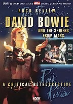 David Bowie and the Spiders from Mars - Rock Revie