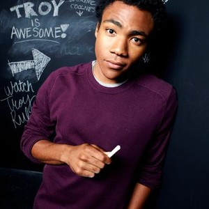 Donald Glover as Troy