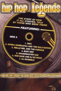 Hip-Hop Legends