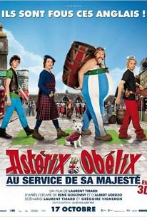 Asterix and Obelix: In Britain
