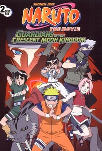 Naruto Movie Guardians Of The Crescent Moon Kingdom 2006 Rotten