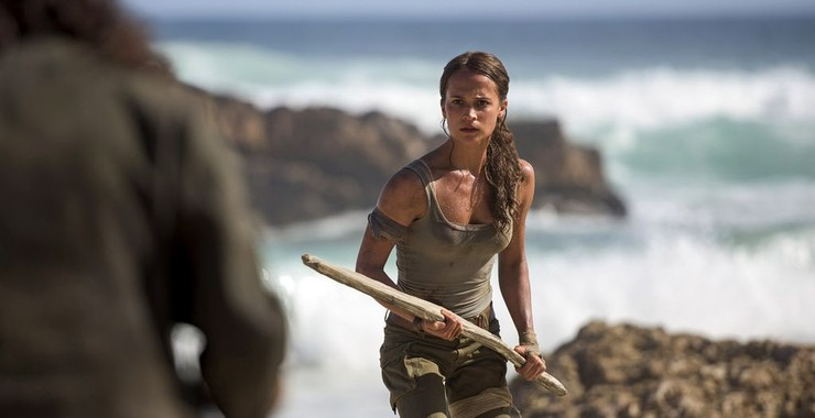 tomb raider 2018 full movie free