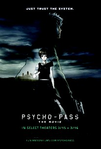 Psycho-Pass: The Movie (Gekijouban Psycho-Pass)