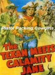 The Texan Meets Calamity Jane