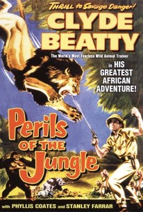 Perils of the Jungle