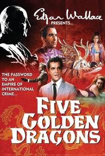 Five Golden Dragons 1967