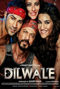 Dilwale 2015 720p 1.1GB BRRip Hindi AAC MP4