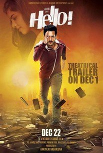 Hello (2017) UNCUT HDRip 1.5GB [Hindi DD 2.0 – Telugu DD 5.1] ESubs MKV