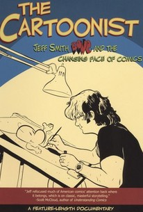 The Cartoonist: Jeff Smith, Bone and the Changing Face of Comics