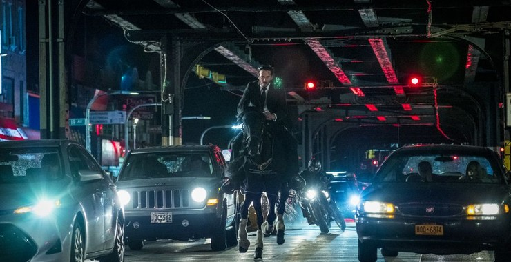 John Wick Chapter 3 Parabellum 2019 Rotten Tomatoes