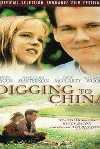 Digging to China