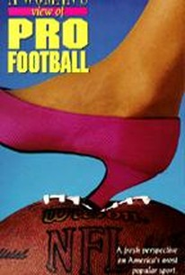 A Woman's View of Pro Football