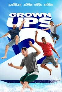 Grown Ups 2 (2013) - Rotten Tomatoes
