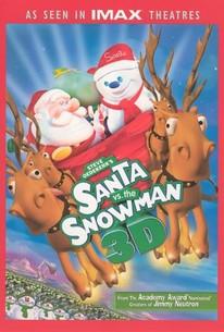 santa vs the snowman - Snowman Santa