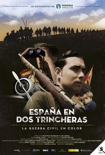 Spain In Two Trenches The Civil War In Color España En Dos Trincheras La Guerra Civil En Color 2016 Rotten Tomatoes