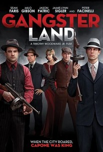 Gangster Land (In the Absence of Good Men)
