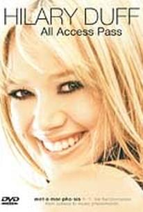 Hilary Duff - All Access Pass