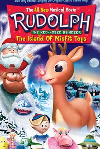 Rudolph the Red-Nosed Reindeer and the Island of Misfit Toys