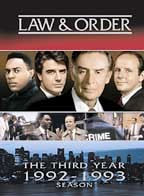 Law & Order - The Third Year