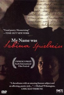 My Name Was Sabina Spielrein