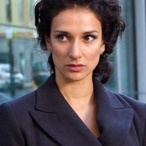 Indira Varma as Zoe Luther