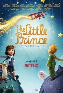 The Little Prince 2016 Rotten Tomatoes