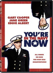 You're in the Navy Now